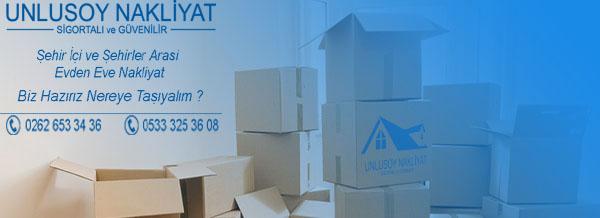 Gebze Evden Eve Taşımacılık Firması