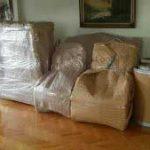 eşyaların paketlenerek hazırlanması