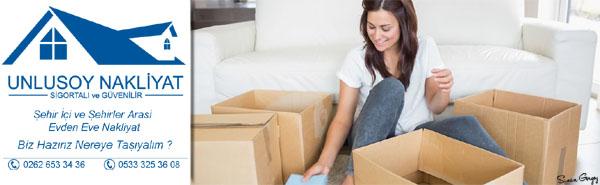 İzmit Evden Eve Taşımacılık