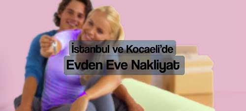 İstanbul Kocaeli Evden Eve Nakliyat