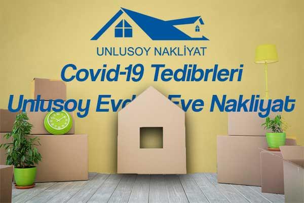 Covid-19 Gebze Evden Eve Nakliyat