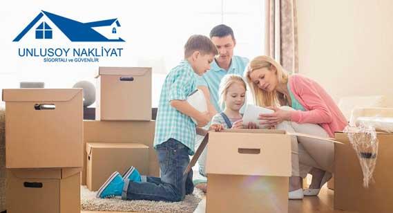 Gebze evden eve nakliyatta fiyat farklılıkları