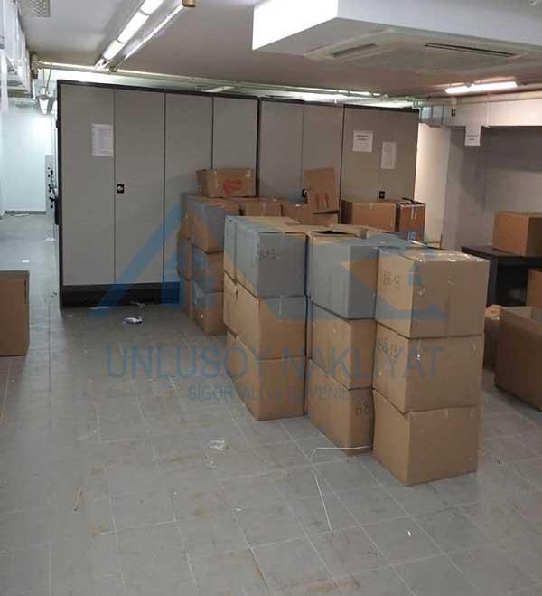 Borusan ofis taşımacılığı